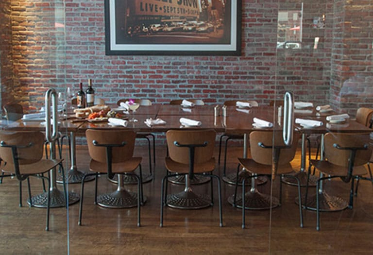 Superb There Are 2 Event Spaces For You At North Italia U2013 Denver. Private Dining  Room