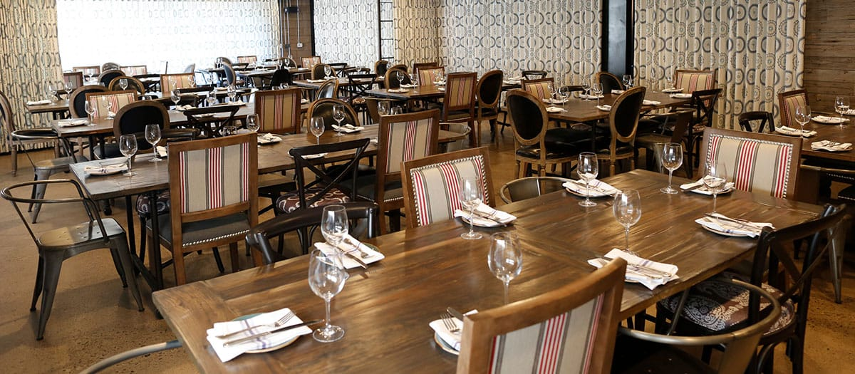 The Henry - Phoenix - Private Dining - Fox Restaurant Concepts