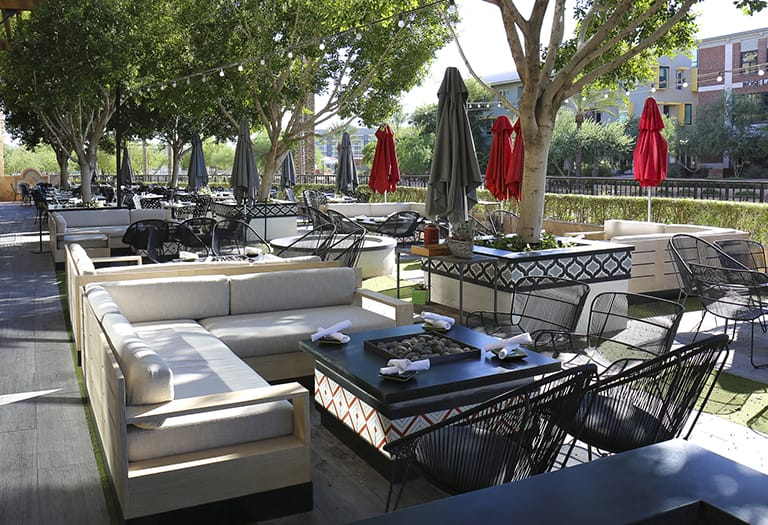 olive & ivy restaurant & marketplace - scottsdale - private dining