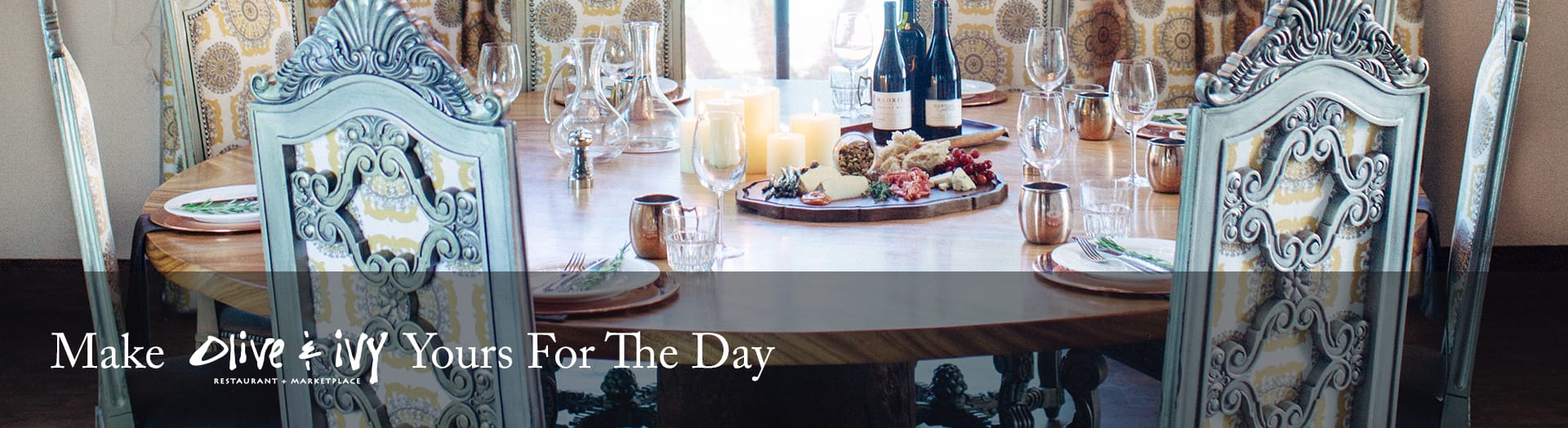 Olive & Ivy Restaurant & Marketplace – Scottsdale - Scottsdale, AZ