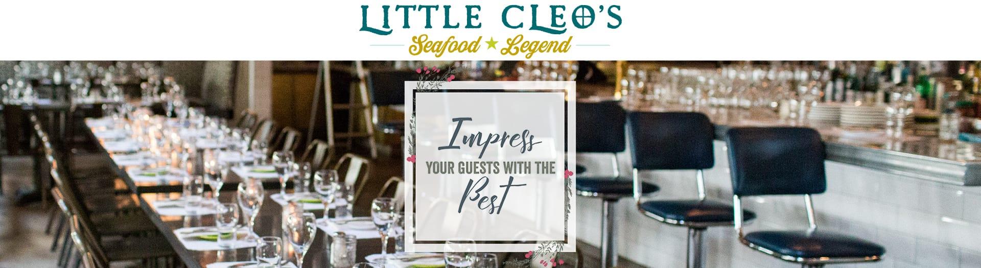 Little Cleo's Seafood Legend – Phoenix - Phoenix, AZ