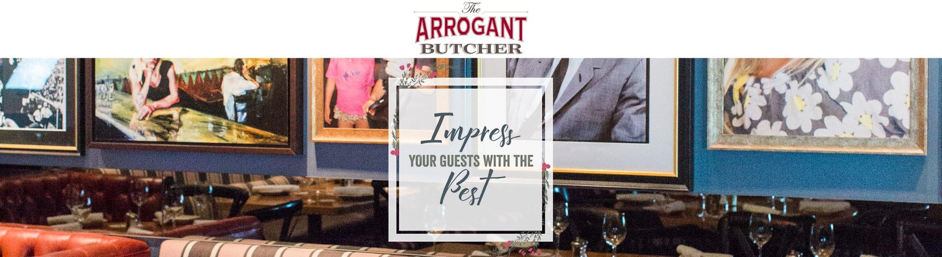 The Arrogant Butcher - Phoenix, AZ