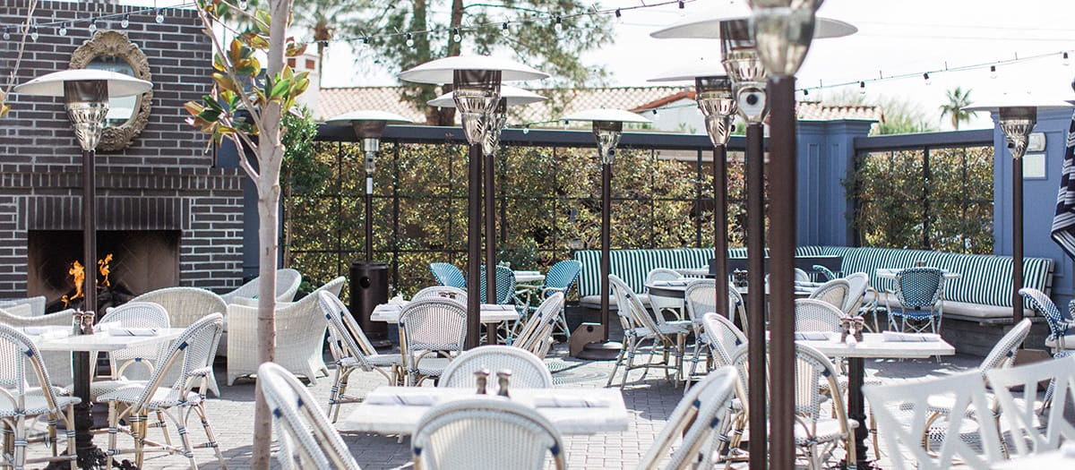 Patio - The Henry - Phoenix - Private Dining - Fox Restaurant Concepts